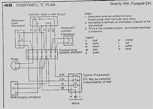 Honeywell Burner Control Wiring Diagram