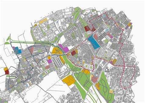poligono pisa sevilla mapa plano de mairena del aljarafe