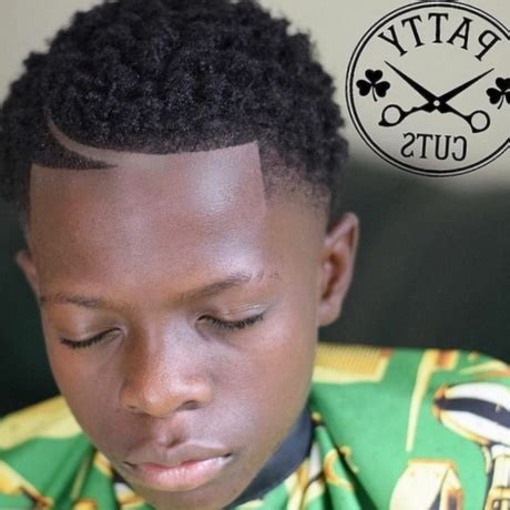coupe afro homme degrade
