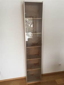 Vitrine Mit Glastür : ikea vitrine gebraucht kaufen 2 st bis 60 g nstiger ~ Whattoseeinmadrid.com Haus und Dekorationen