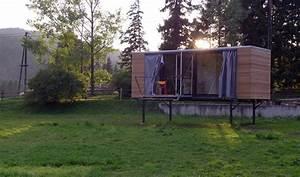 Tiny House österreich : the nomadic tiny house swoon ~ Whattoseeinmadrid.com Haus und Dekorationen