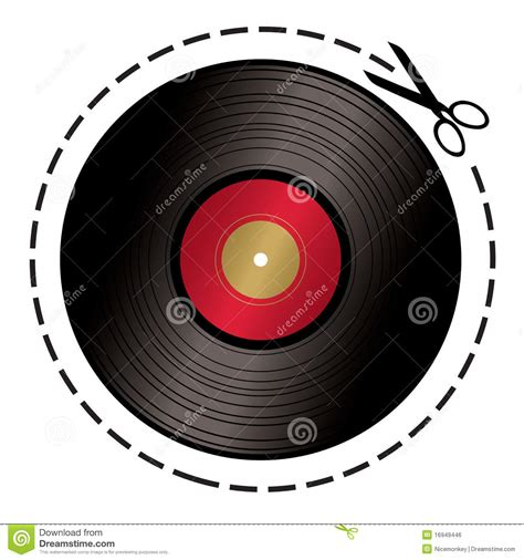 You can select the length by moving two markers or by inserting the needed time in seconds. Cut Out Music Token Royalty Free Stock Image - Image: 16949446