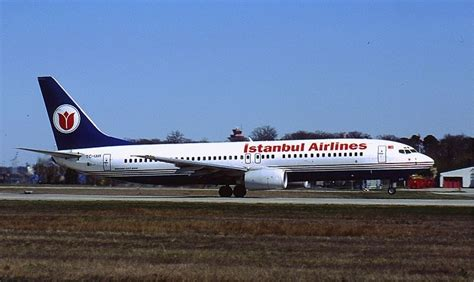 Istanbul Airlines – Wikipedia