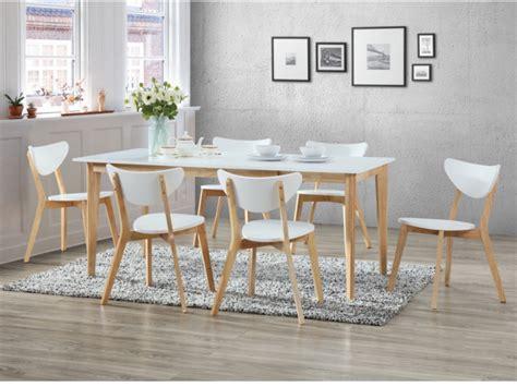 table a manger et chaise ensemble table et chaise meuble salle à manger pas cher