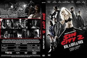 BulgarianCovers - Галерия: Sin City: A Dame to Kill For ...