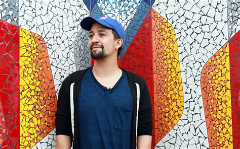Lin-manuel Miranda Says 'there's Nothing Better For Your