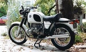Bmw R50  5 R60  5 R75  5 1970