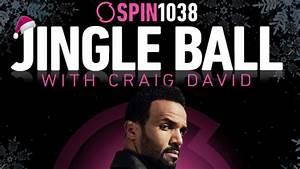 Craig David To Headline Spin 1038 Jingle Ball Radiotoday