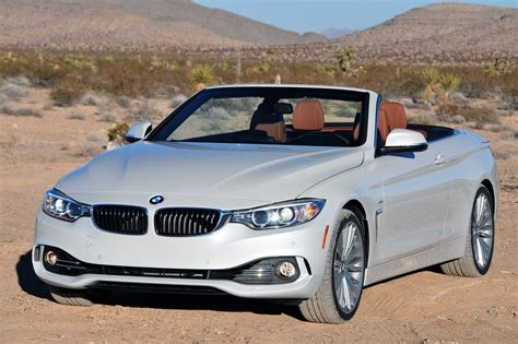 2014 Bmw 435i Convertible Reviewed By Left Lane News