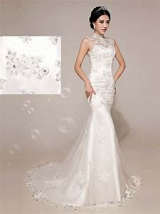 Collar wedding dress for Wedding dress with collar