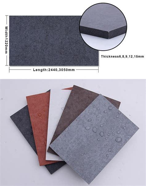 cladboard fiber cement board calcium silicate board