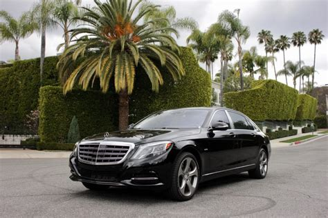 Mercedes benz and bmw are good examples. Rent a Mercedes Maybach S600 in Los Angeles - Chauffeur available