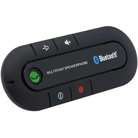 bluetooth nachrüsten auto bluetooth wireless car speakerphone sun visor kit