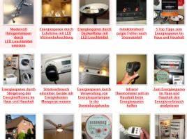 Energiesparen Im Haushalt : energiesparen ~ Markanthonyermac.com Haus und Dekorationen