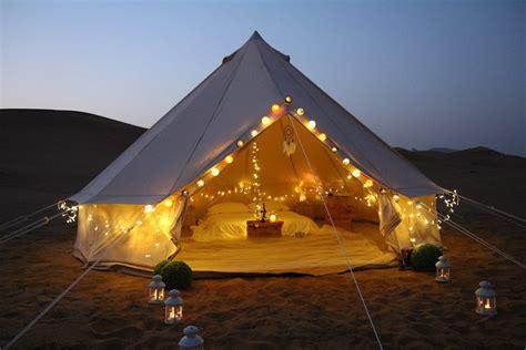 Luxury Tents Getaway in Dubai