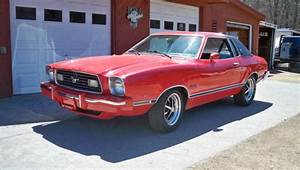 1975 Ford Mustang II Ghia - Classic Ford Mustang 1975 for sale