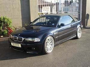 Used Bmw M3 Convertible  E46  For Sale In Gauteng
