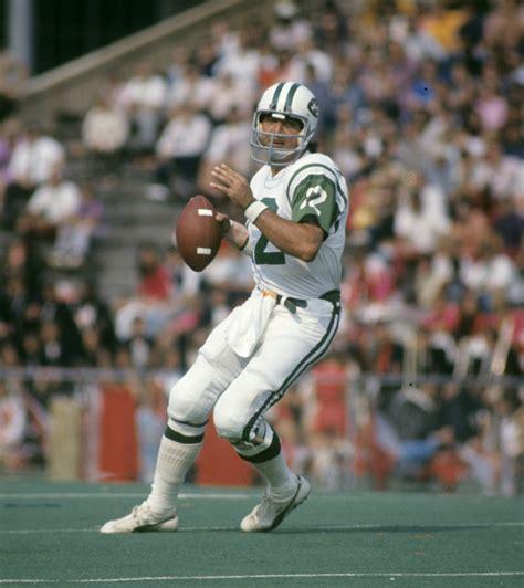 Joe Namath - New York Jets - Autograph Signing March 30th ...