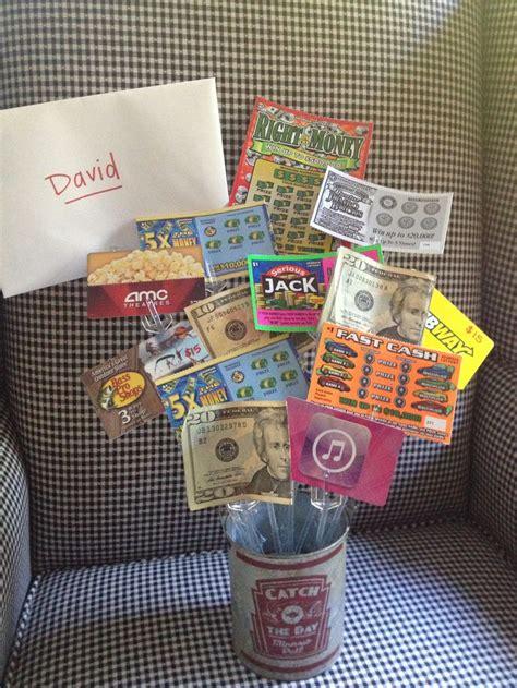 Teen Boys  Ee  Birthday Ee    Ee  Gift Ee   Idea  Ee  Gift Ee   Cards Lotto Tickets
