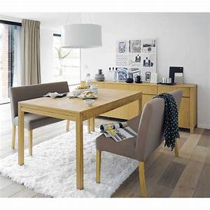Maison Du Monde Banquette : banquette de table coton taupe lounge maisons du monde ~ Teatrodelosmanantiales.com Idées de Décoration