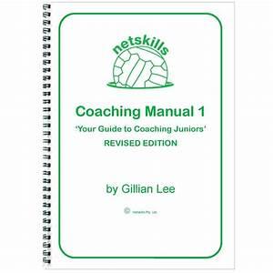 Coaching Manual 1  U0026 39 Your Guide To Coaching Juniors U0026 39  This