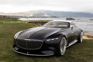 Mercedes 6 6 : 2017 monterey the vision mercedes maybach 6 cabriolet previews the future in opulent open top ~ Medecine-chirurgie-esthetiques.com Avis de Voitures