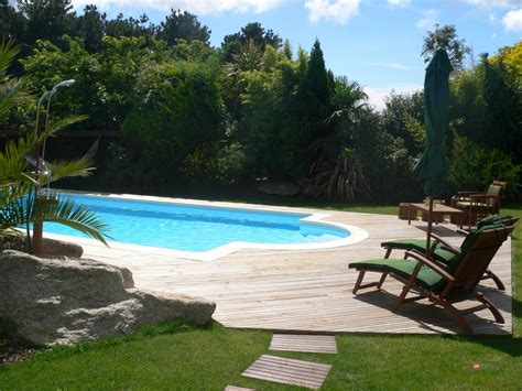 la cuisine 17 la piscine et sa terrasse en bois photo 6 17 3525464
