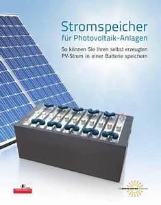 Stromspeicher Photovoltaik Test : lohnt sich ein batteriespeicher f r ihre photovoltaik ~ Jslefanu.com Haus und Dekorationen