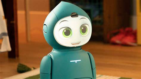embodied  moxie childhood development robot helps  kids learn  play vengoscom