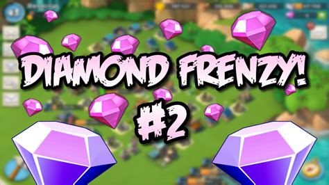 foto de Boom Beach Diamond Frenzy #2 $150 HQ Level 17