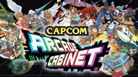 capcom arcade cabinet capcom arcade cabinet all in one pack