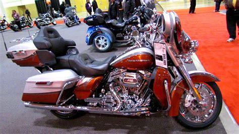 Harley Davidson Cvo Limited Image by 2014 Harley Davidson Flhtkse Cvo Limited Pics Specs And
