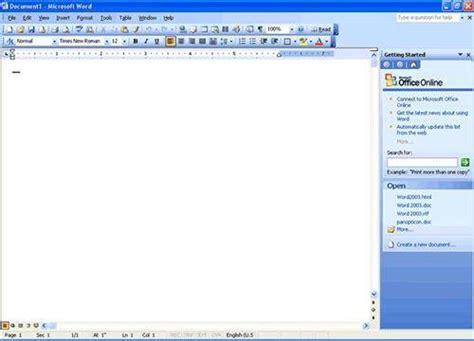 como abrir archivos de word  en word