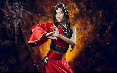 Fantasy Asian Wallpapers Desktop Background Backgrounds Wallup