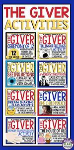 17 Best Images About The Giver On Pinterest Literature