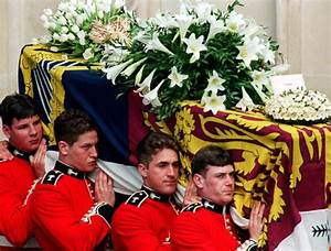 Princess Diana death: 'I made the wreaths for her coffin ...