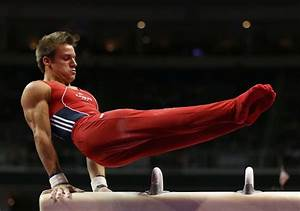 Sam Mikulak is Another Hot Male Gymnast — Hunk of the Day ...