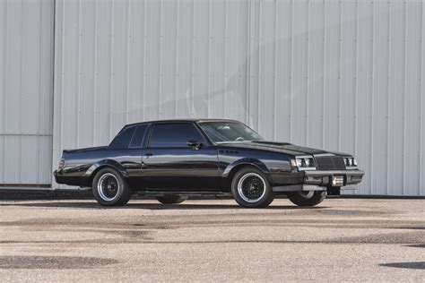 Buick Grand National Wallpaper by 1987 Buick Grand National Classic Original