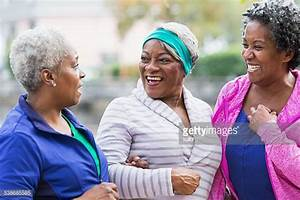 Black Older Women Stock Photos and Pictures | Getty Images