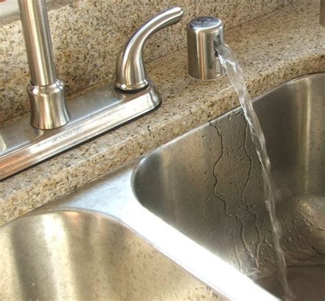 dishwasher air gap under sink why does my dishwasher drains into my sink quora