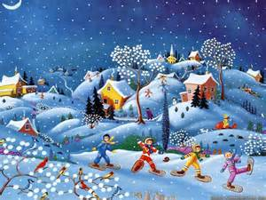 Winter Images Free Kids Christmas Picture