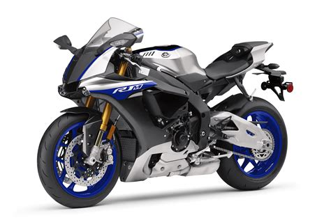 2017 Yamaha YZF-R1M Review