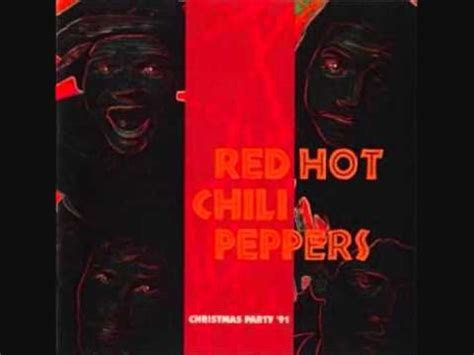red hot chili peppers i could have lied live christmas