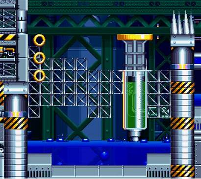 Zone Mode Chemical Plant Encore Sonic Mania