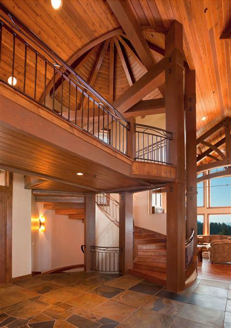 idaho mountain style home mountain architects hendricks architecture
