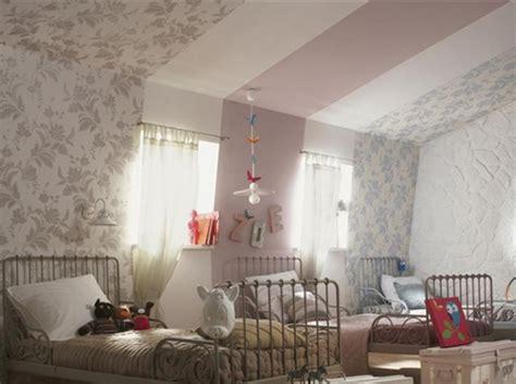 peinture plafond chambre décoration plafond chambre conseils déco