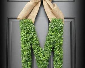 boxwood wreath square faux boxwood wreath with rustic burlap With artificial boxwood letters