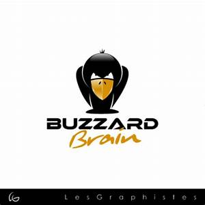 Logo Design Contests » Buzzard Brain Logo Design » Page 1 ...