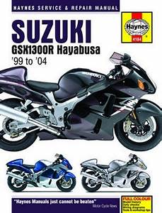Suzuki Gsx1300r Hayabusa Haynes Repair Manual  1999