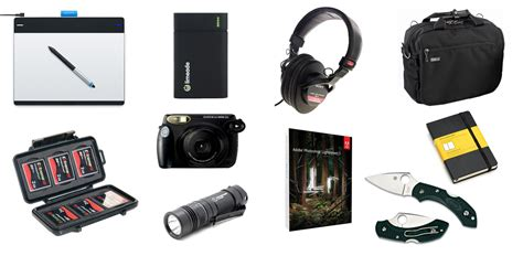 gifts  photographers  guide